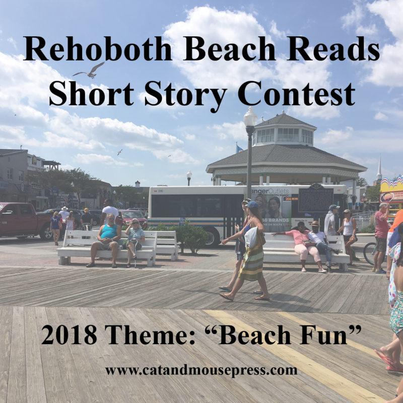 Beach Fun theme for Short story contest