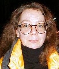 Laurel Marshfield headshot