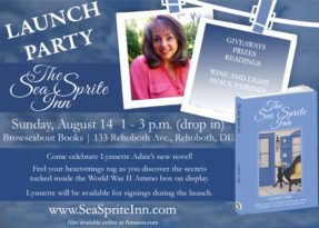 Sea Sprite Inn Launch Party