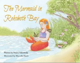The Mermaid in Rehoboth Bay