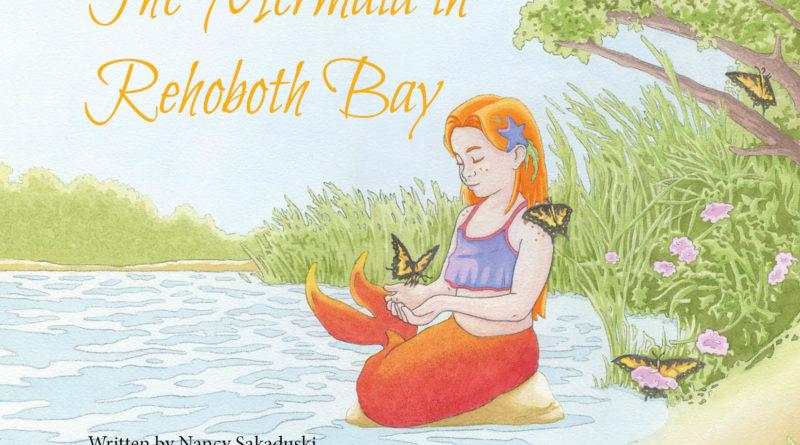 Mermaid in Rehoboth Bay