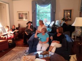 Looking for a book club speaker?