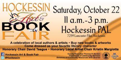 Art & Book Fair, Hockessin, Delaware