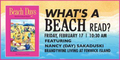 Beach Read talk