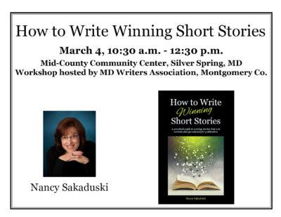 How to Write Winning Short Stories