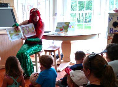 mermaid event