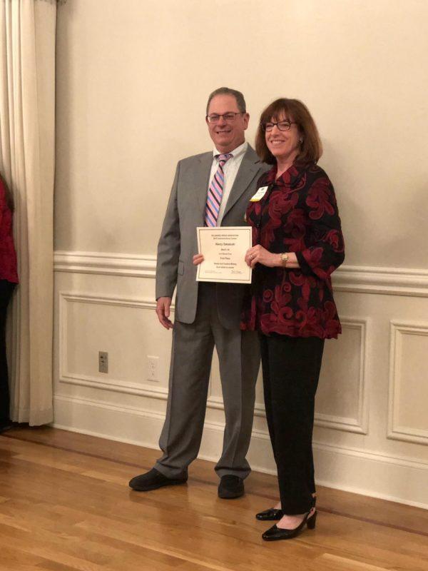 Delaware Press Association awards award