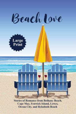 Large print Beach Love