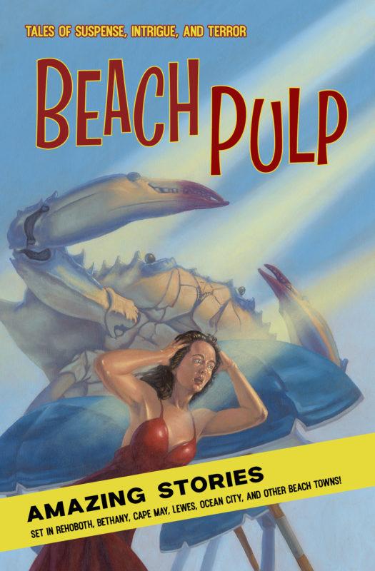 front cover Beach Pulp