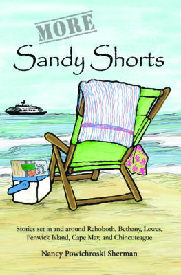 More Sandy Shorts: Delmarva beach reads