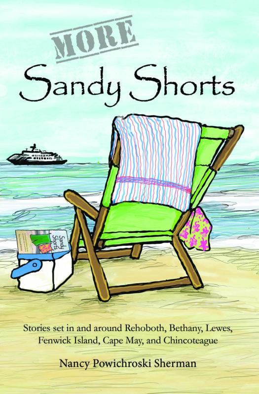 More Sandy Shorts: Delmarva beach reads