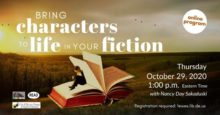 Bring Characters to Life in Your Fiction